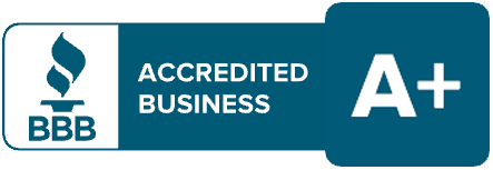 BBB Accredited Since 1999