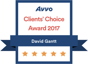 Avvo 2017 Client Choice Award