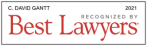 David's 2021 Best Lawyers in America's Badge