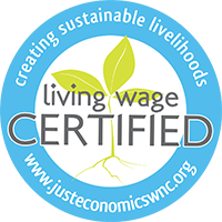 Living Wage Certified since 2018